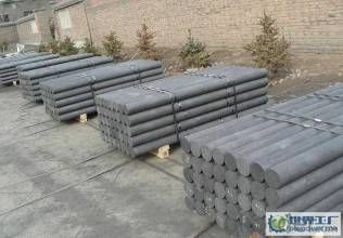 HP Graphite Electrode Manufactured in China Yantai