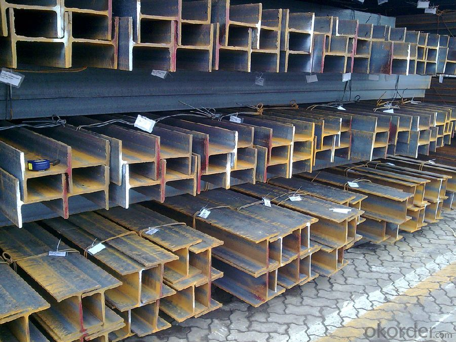 Hot Rolled Steel  H-Beam for Structure Steel