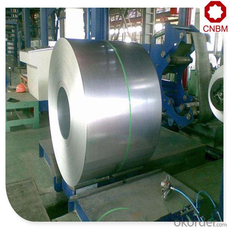 Steel building hot-dip galvanized steel coil