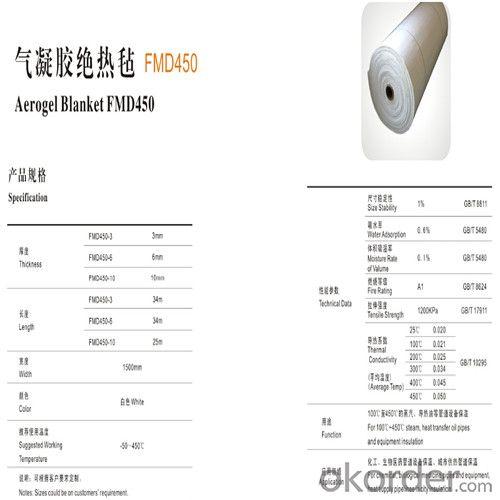 Aerogel Insulation Blanket for Pipe Insulation. Specifications  sc 1 st  Okorder.com & Buy Aerogel Insulation Blanket for Pipe Insulation PriceSizeWeight ...