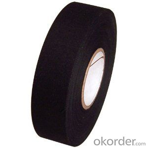 Cloth Tape with Hot Melt or Rubber Adhesive Hockey Use