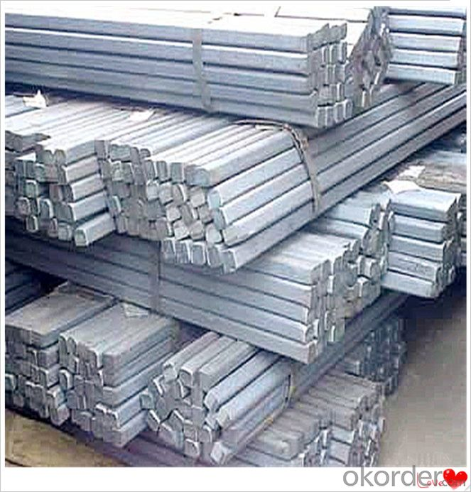 Carbon Steel Billets 3SP 5SP 20MnSi for Construction Steel