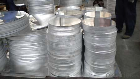 Hot Rolled Aluminium Circles for Deep Drawing Cup