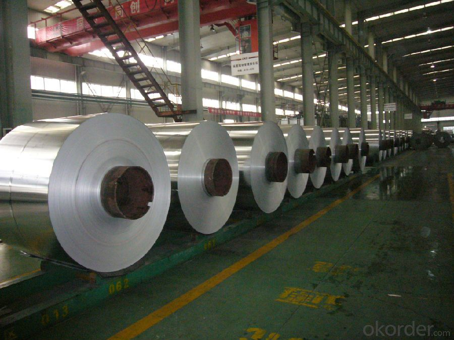D.C AA3005 Aluminum Coils used as Building Material