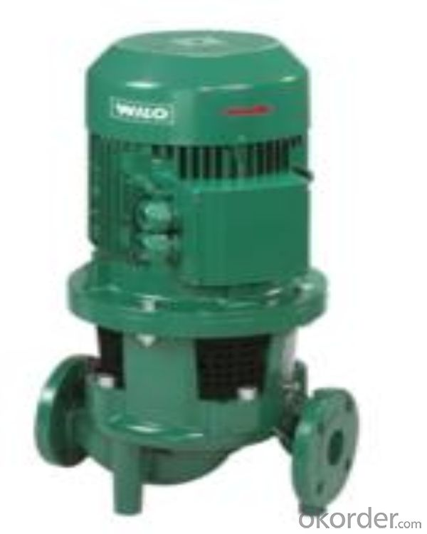 Cast Iron Fire Fighting Pump Used High Quality
