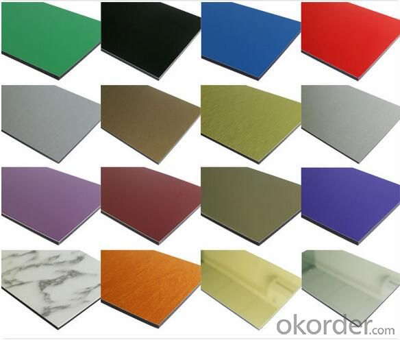 Warranty Building Material Unbreakable Core ACP/Acm/ Aluminum Composite Panels