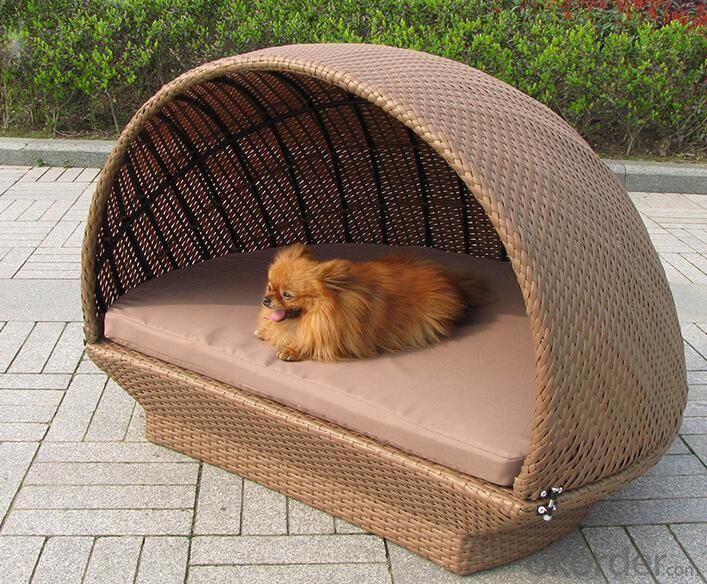 Outdoor PE Wicker/Rattan Sofa CMAX-YH-DH01