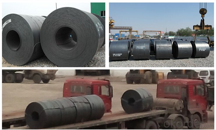 SS400/A36  Hot rolled steel coil and sheet