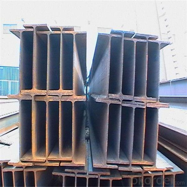 Hot Rolling Dip Galvanized H Beams Price per Kg