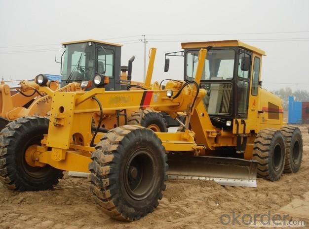 Motor Grader 722-6 New Model Hot Sale Pre-order