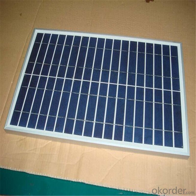 15 Watt Photovoltaic Poly Solar Panels