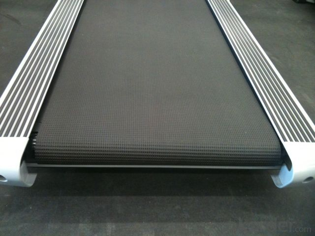 Golf Pattern Fitness Treadmill PVC Conveyor Belt