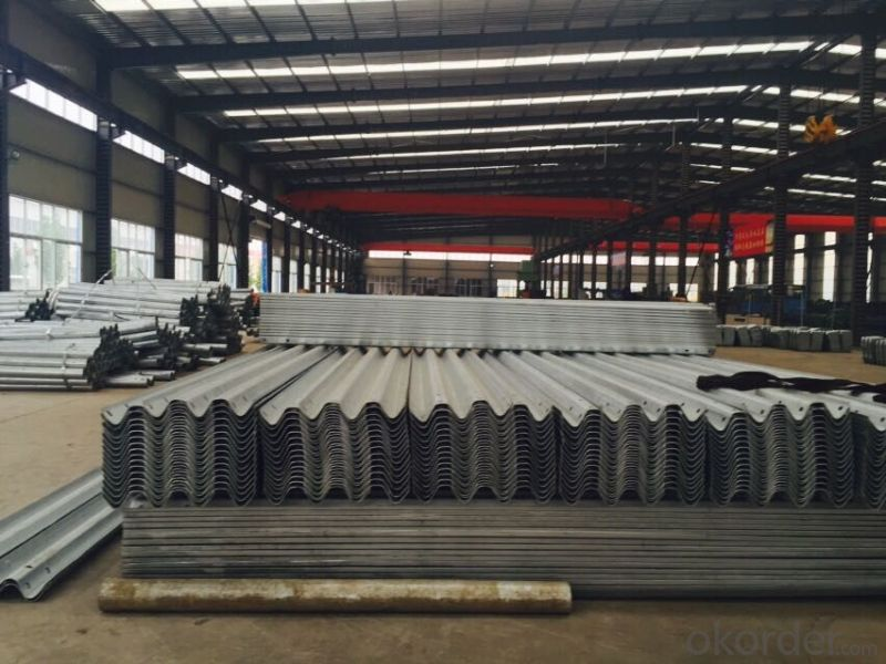 Highway Metal Road Safety Barrier Manufacturer