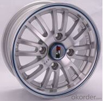 Aluminium Alloy Wheel for Great Pormance No. 4091