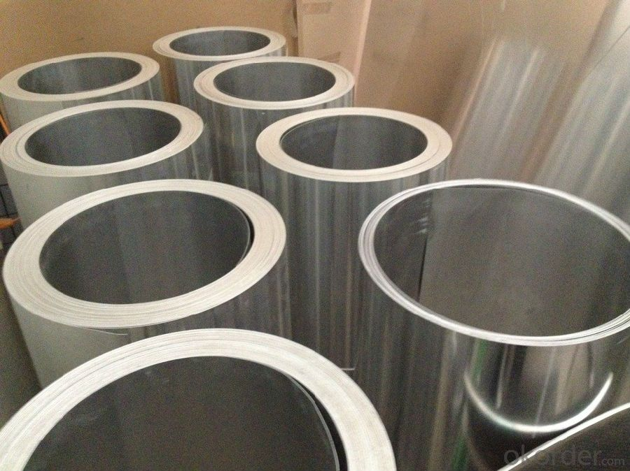 Color Coated Aluminium Coil and Aluminium Foil for Food Container Alloy 8011H22