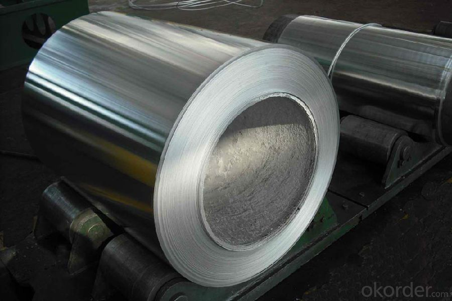 Prepainted Aluminum Coil for Making Gutter in China