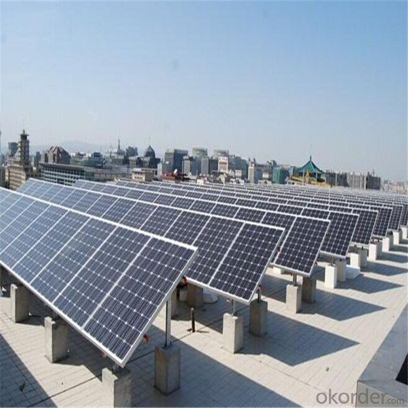 125Watt Photovoltaic Poly Solar Panels