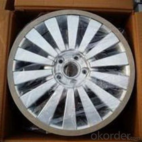 Aluminium Alloy Wheel for Great Pormance No. 520