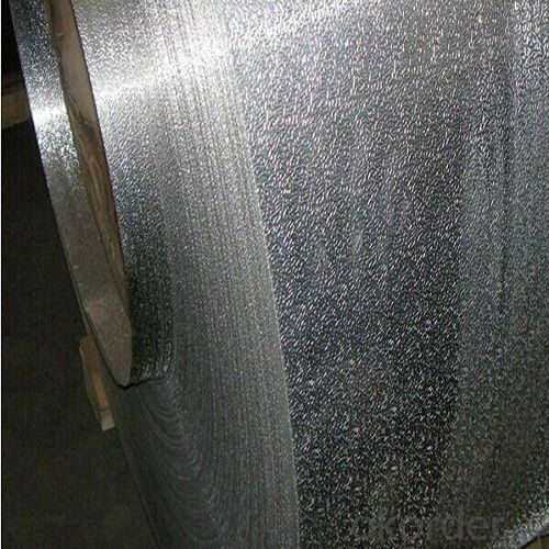 Stucco Embossed Coated Aluminum Coil for Roofing