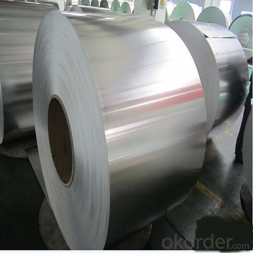 Fin Stock Aluminum Foil with Competitive Price