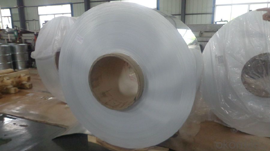 Color Coated Aluminum Coils Used for Aluminum Can Stock 5182 H48