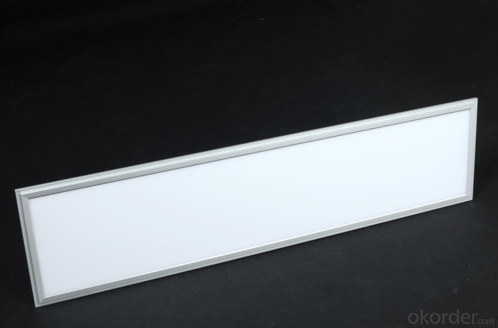 1200x600mm led panel troffer 5 years warranty UL DLC approved