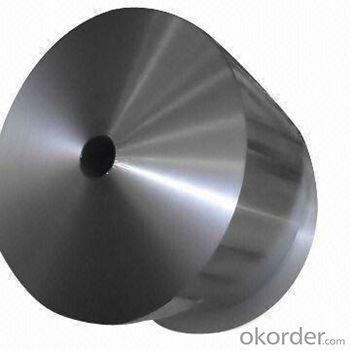 Plain Aluminium Foil for Cable & Wire Production