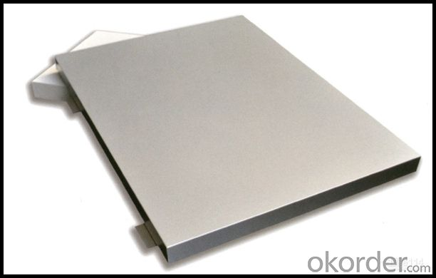 Mill Finished Coated Aluminium  Square Sheets