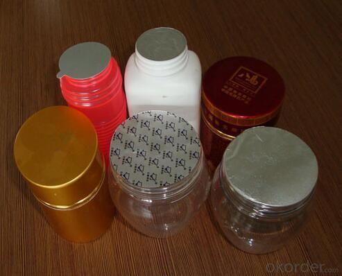 AA8011 Aluminium Foil for Bottle Caps for Packaging