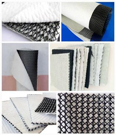 DAX Three-dimensional Composite Drainage Network