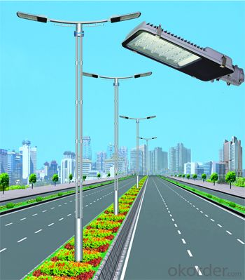 The LED Streetlamp with New Type of Energy Conservation, Environmental Protection and Efficient