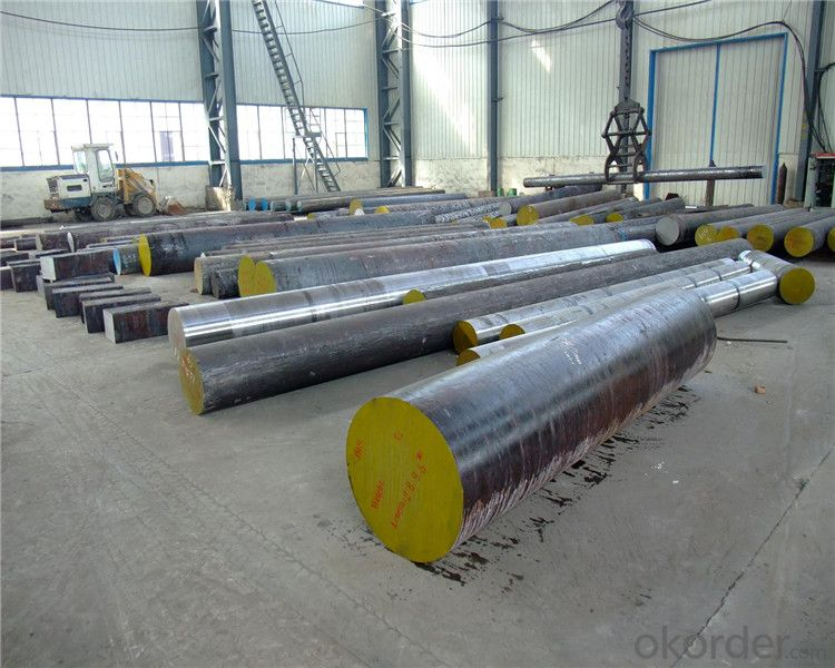D2 ASTM/DIN/JIS grade 1.2379 ESR Forged Steel Round Bars Alloy Special Steel Bar/plate Material