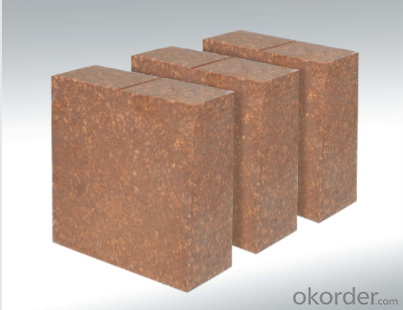 magnesia aluminate spinel bricks with high quality