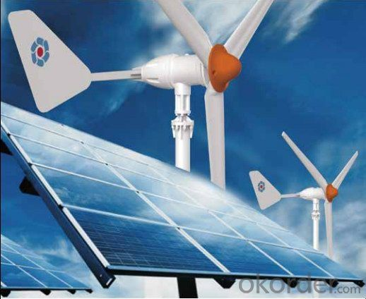1kw off-Grid Horizontal-Axis Wind Turbine Generating Set