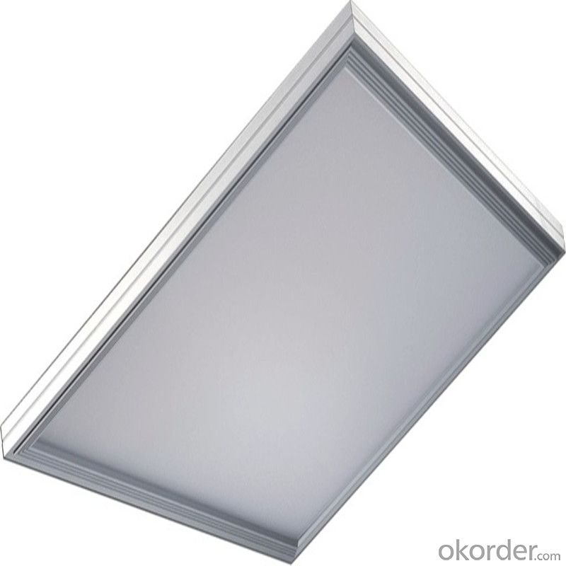 Factory direct high quality products square flat led panel ceiling ligh/led panel 600x600 with reasonable price from China