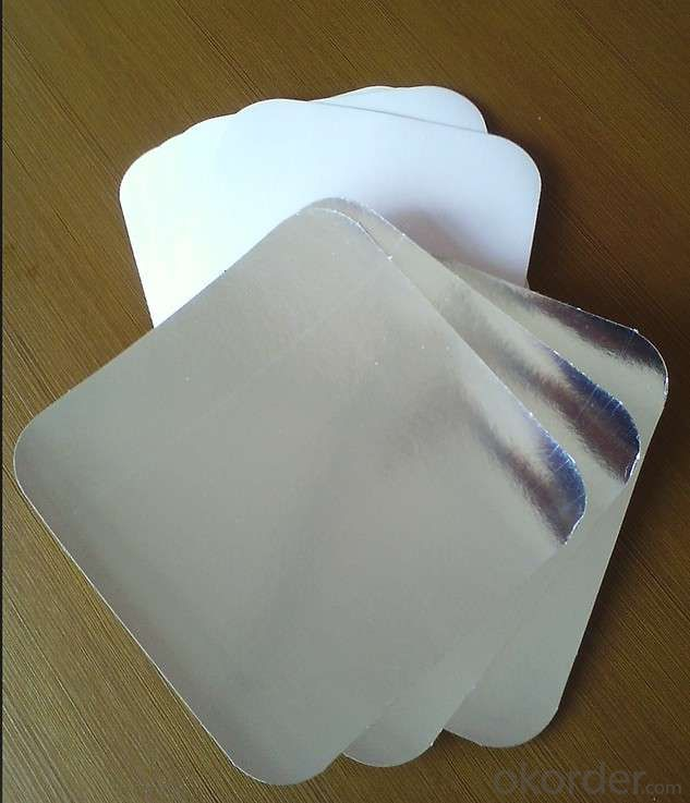 1235 7 micron Aluminum Foil for Food and Packaging