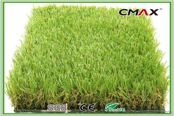 12800DTEX 30mm-40mm landscape grass for hot sales