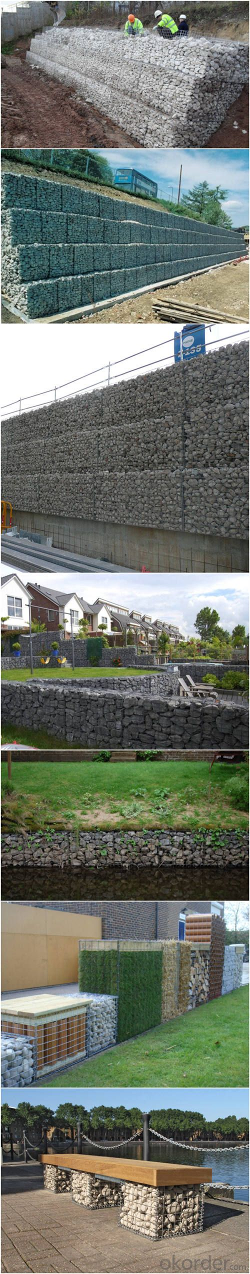 8 Years Professional Manufacturer of Welded Gabion