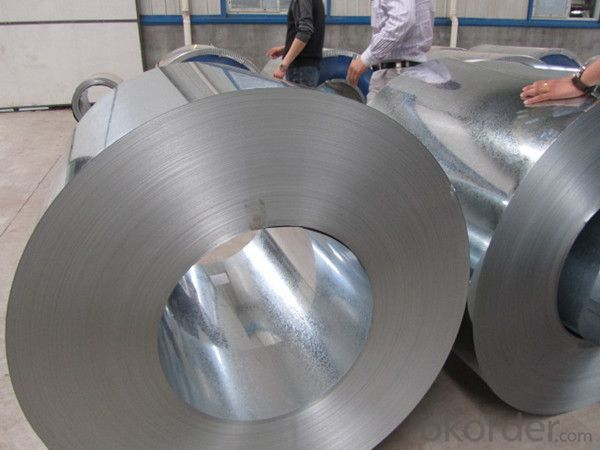 Coil of steel made by manufacturer china