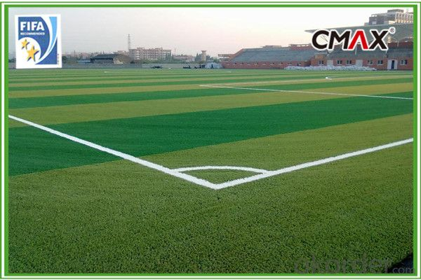 50mm FIFA Standard Artificial Grass Cheap Football Turf