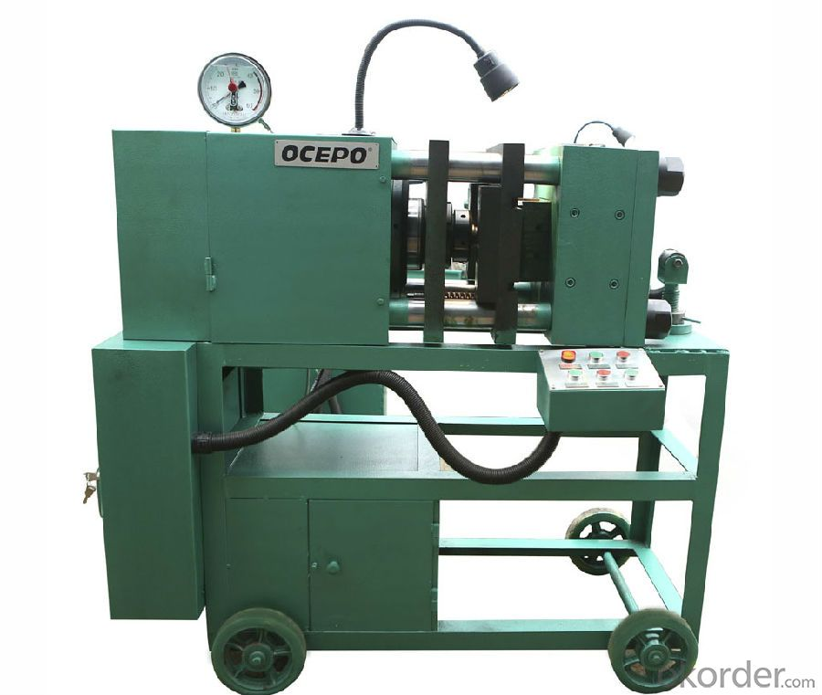 Rebar End Upset Forging Machine / Upsetting Machine Model GD-150