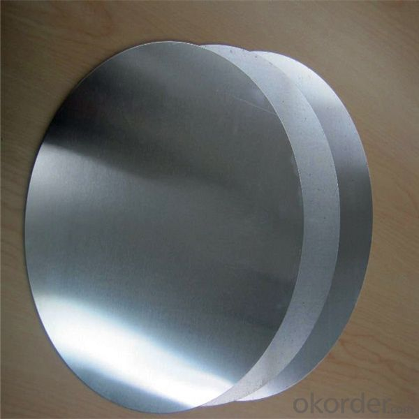 Kitchen Utensils Polished Aluminum Circles