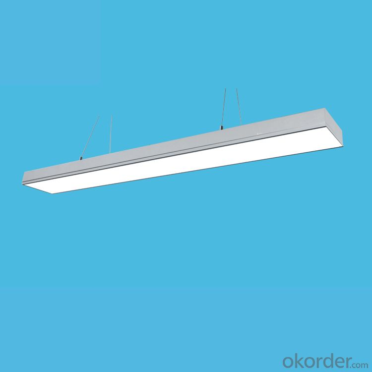 Optional connection LED Pendant Lamp 40W 1200*300mm