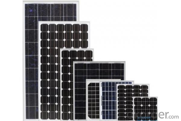 80w Poly Solar Module With High Efficiency