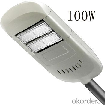led street light 100W for road lighting Street Lamp