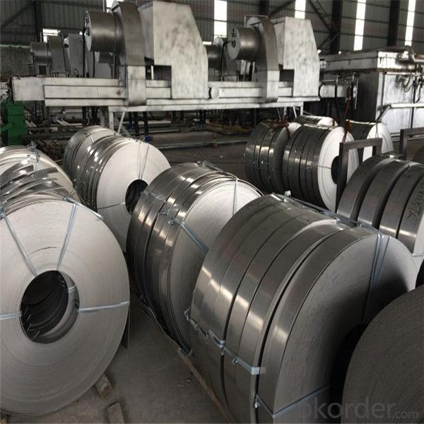 Half Copper 201 Ba Cold Rolled Stainless Steel Coil