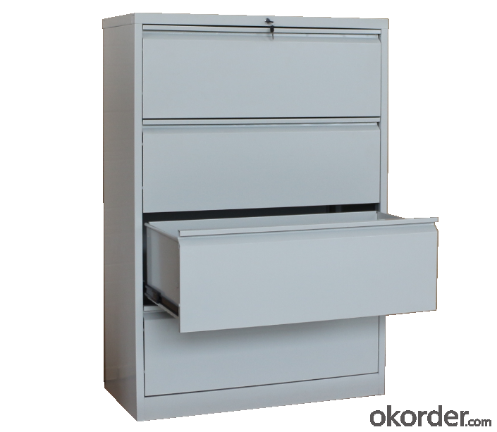 Office Filing Cabinet Office Drawer Lateral Cabinet 4 Drawer