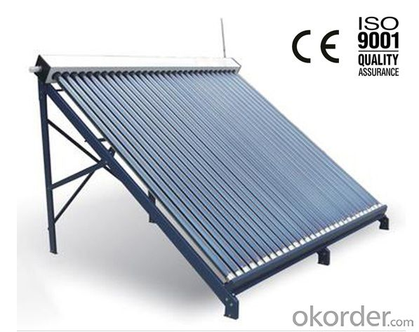 110L Solar Water Heater with Assistant Tank