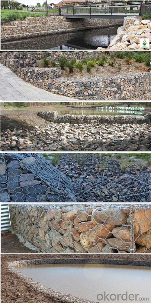Hot Sale Low Price Hexagonal Wire Mesh/Gabion