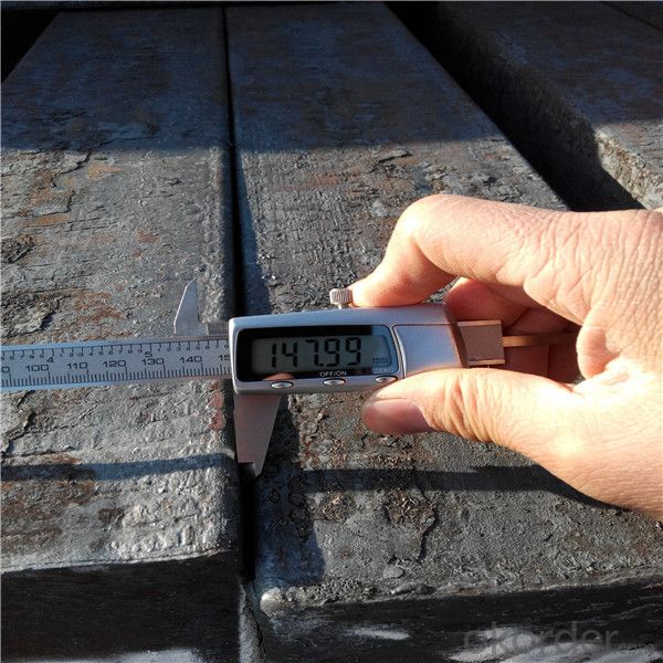 Prime Mild Steel Bar Carbon Steel Billets from Manufactures China